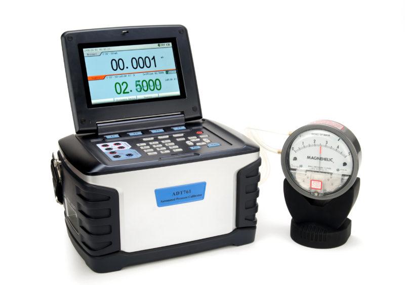Automated Pressure Calibrator