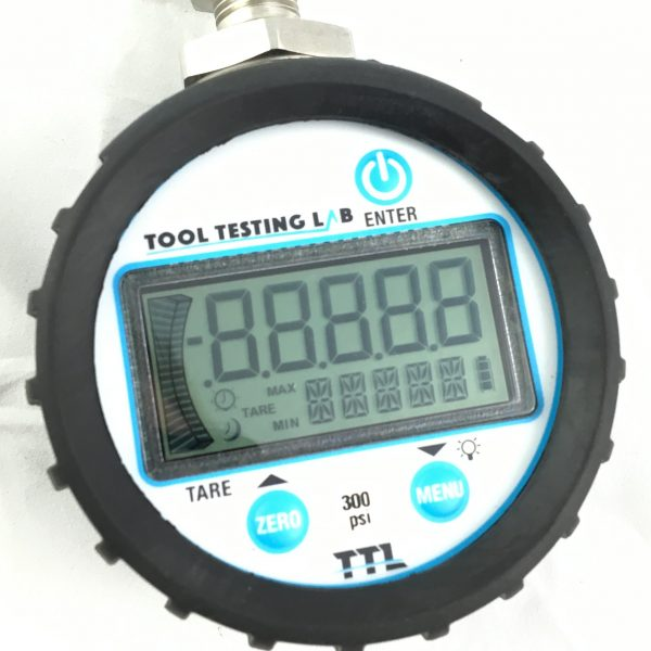 DIGITAL INVERTED GAUGE