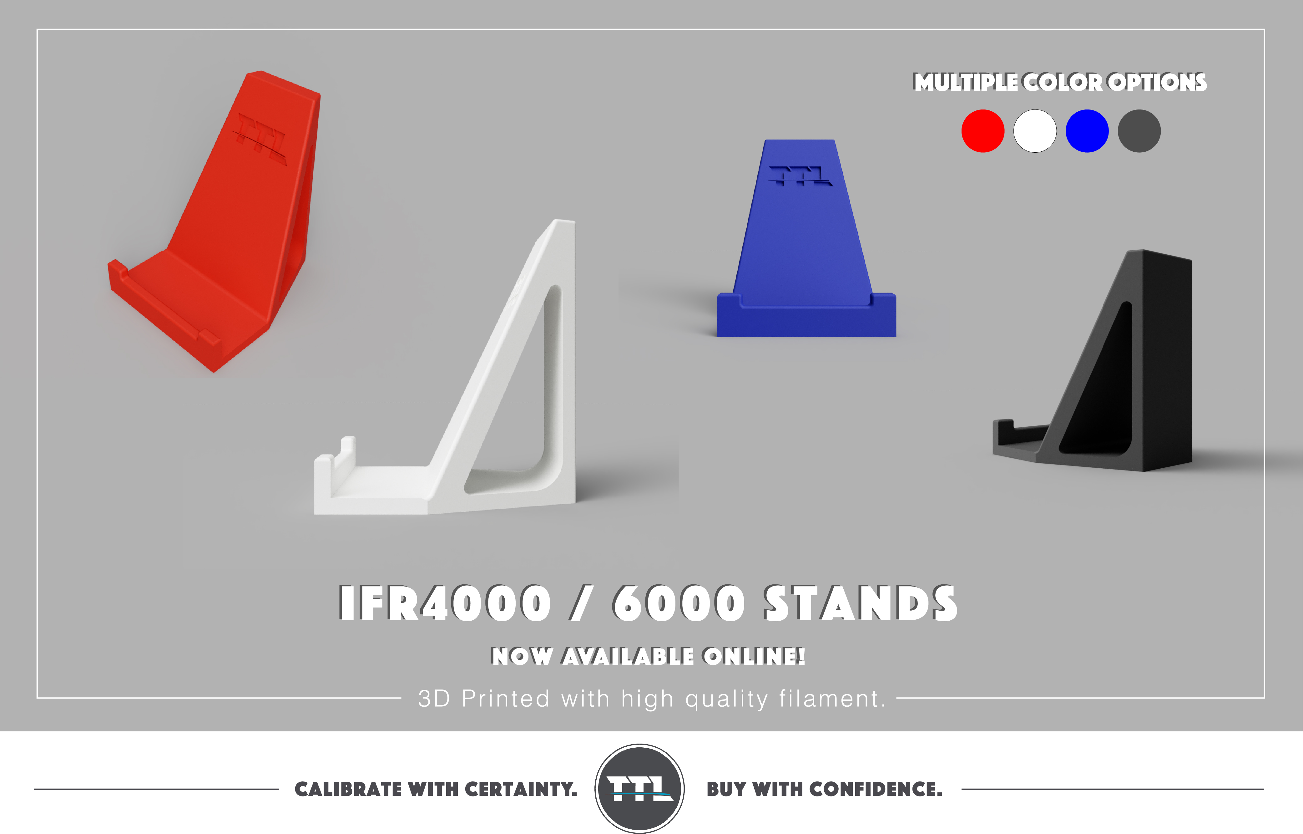 IFR4000, IFR6000 STAND
