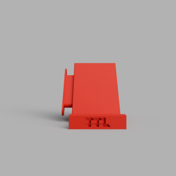 Red Multimeter Stand