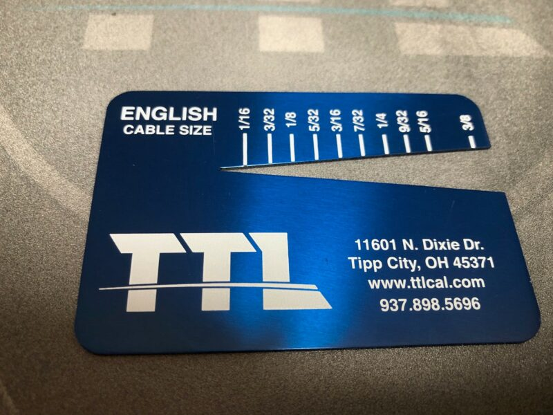cable sizing tool